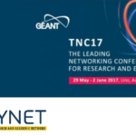 Students from Cypriot universities participate in the TNC17 Networking Conference